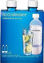 SodaStream 1042211010 Carbonating Bottle, White