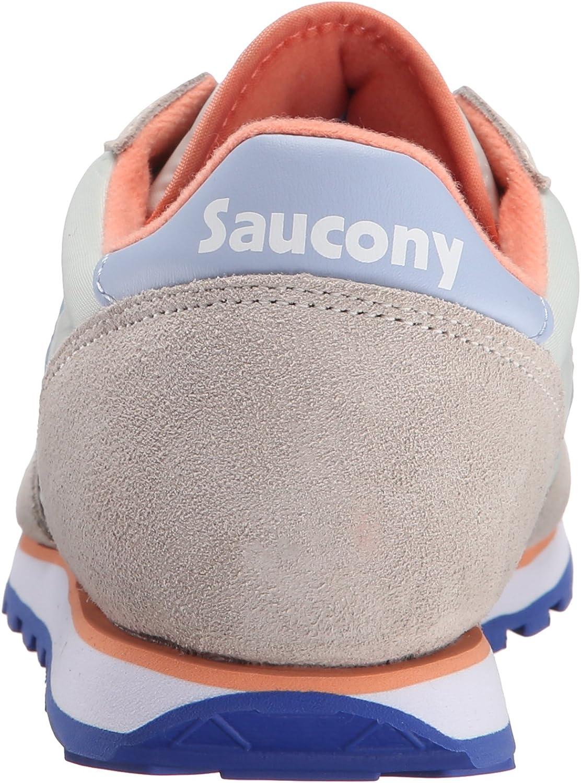 Saucony Jazz Lowpro, Scarpe da Ginnastica Donna Beige Salmone