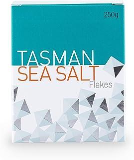 Tasman Sea Salt | Natural Sea Salt Flakes | High Quality, Unrefined, Pure Flavour | Tasmanian | 250g