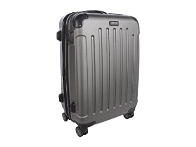 Kenneth Cole Reaction Renegade 24 Expandable 8-Wheeled Upright Pullman (Silver) Pullman Luggage