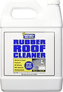 RV Rubber Roof Cleaner - Non-Toxic, Non-Abrasive RV roof detergent 1 Gallon - Protect All 67128
