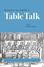 martin luther table talk