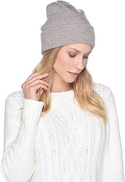 Luxe Knit Cuff Beanie