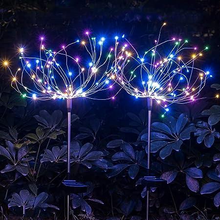 Outdoor Garden Ornament Light Solar Power Light Decorative Landscape Light