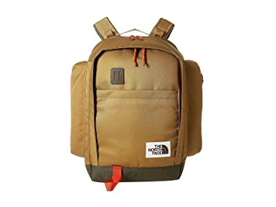 The North Face Ruthsac (British Khaki/New Taupe Green) Day Pack Bags