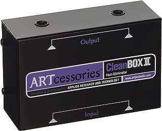 ART CleanBox II Passive Hum Eliminator