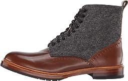 M2 Plain Lace-Up Boot