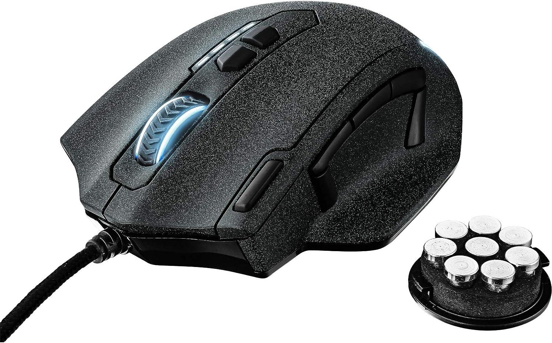 Trust GXT 155 Caldor Gaming Mouse - Black
