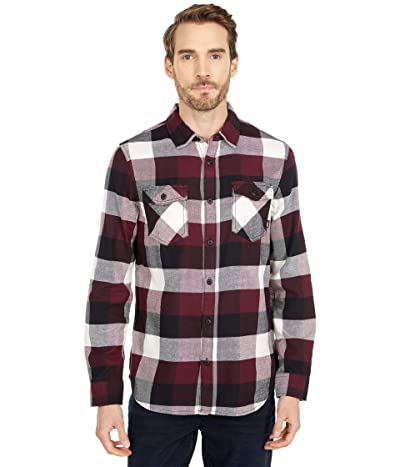 Vans Box Flannel Shirt (Port Royale/Black) Men
