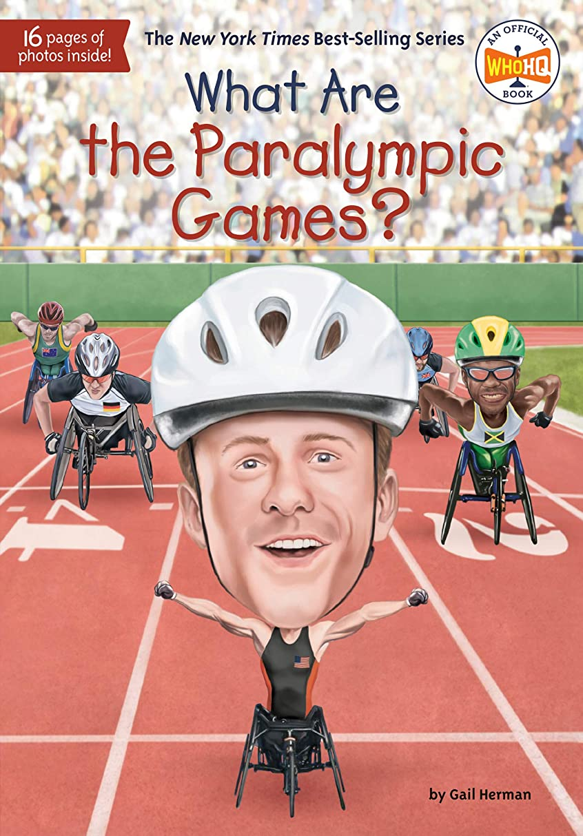 備品できればかりてWhat Are the Paralympic Games? (What Was?) (English Edition)