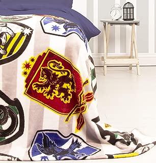 Harry Potter House Fleece Blanket