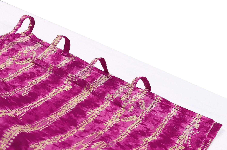 LA LEELA Womens Mini Boho Swimsuit Beach Cover Up for Swimwear Hand Tie Dye