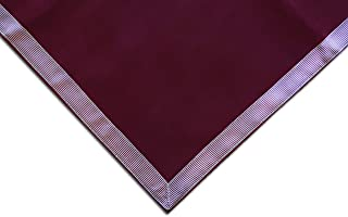 Baron Barclay Deluxe Suede Round Table Cover - 52