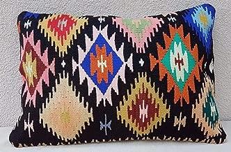 kilim bolster pillow