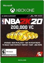 NBA 2K20: 200,000 VC 200,000 VC - [Xbox One Digital Code]
