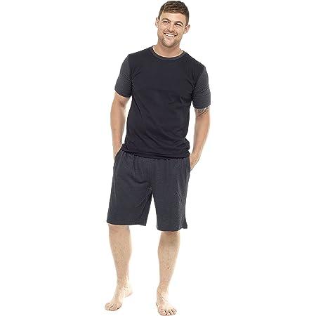 MARK KLEIN Mens Pyjama PJ Set/Nightwear/Sleepwear/Loungewear
