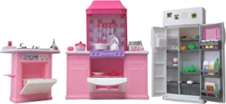 Best barbie size dollhouse furniture set Reviews