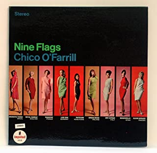 Chico O'Farrill: Original Nine Flags Stereo Lp