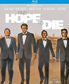 And Hope to Die aka La Course Du Lievre a Travers Les Champs [Blu-ray]