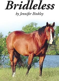bridleless horse