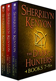 The Dark-Hunters, Books 7-9: (Sins of the Night, Unleash the Night, Dark Side of the Moon) (Dark-Hunter Collection Book 3)