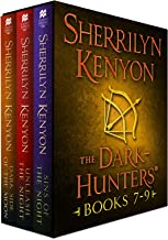 The Dark-Hunters, Books 7-9: (Sins of the Night, Unleash the Night, Dark Side of the Moon) (Dark-Hunter Collection Book 3)