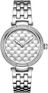 JBW Gala Women's 18 Genuine Diamonds Stainless Steel Watch - J6356C