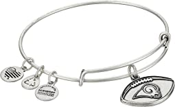 NFL Los Angeles Rams Football Bangle