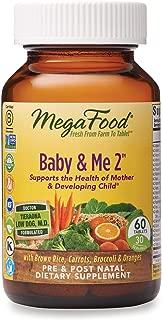 MegaFood Postnatal Supplement Gluten Free Vegetarian