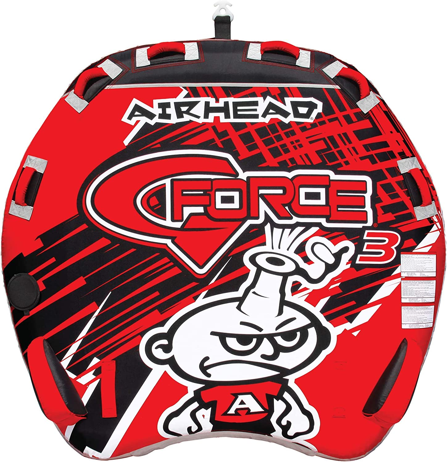 Airhead G-Force Selling and selling Towable Tube security for 1-4 Rider Options Boating with