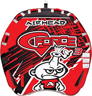 Airhead G-Force Towable Tube for Boating with 1-4 Rider Options