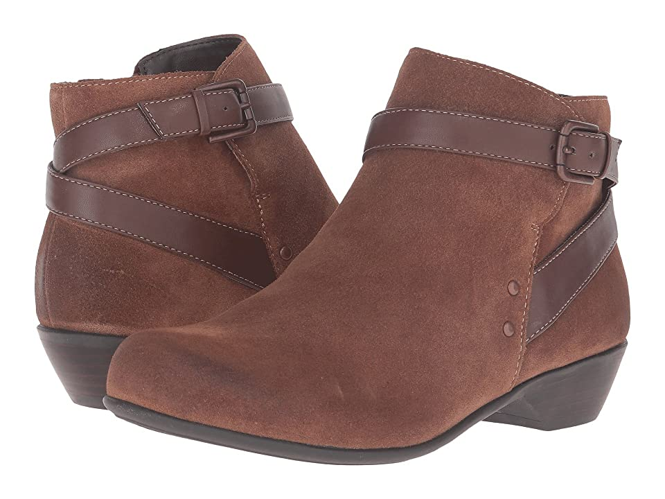 Comfortiva Ryder (Whiskey/Drum Brown) Women