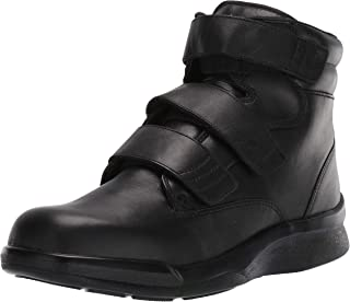 Apex Men's Biomechanical Triple-Strap Work Boot Black...