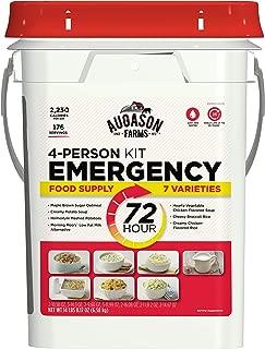augason farms emergency food storage kit 1 year