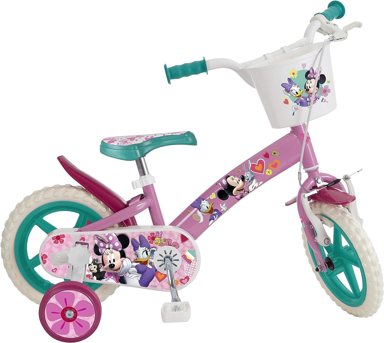 connotación de lujo discreta 'Vélo fille Minnie mesure 12age 12age 12age 3 5ans  saludable