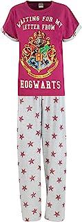 HARRY POTTER Pijamas para Mujer Hogwarts