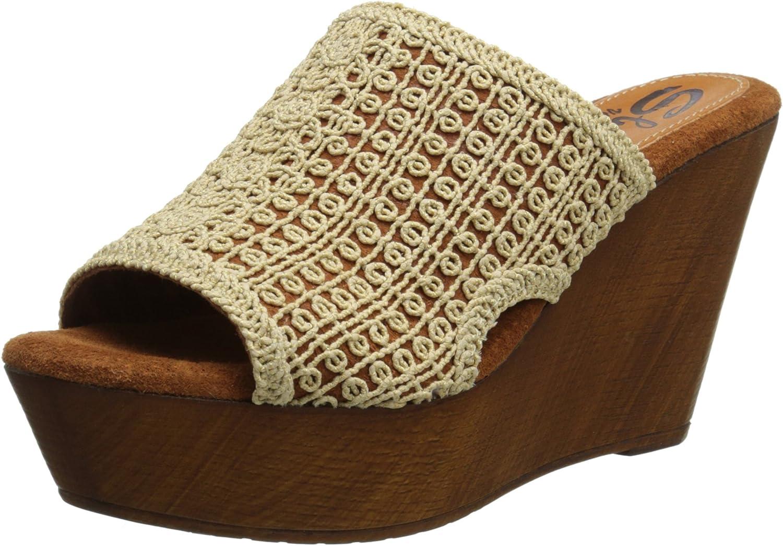 Sbicca Women's Morrobay Wedge Sandal