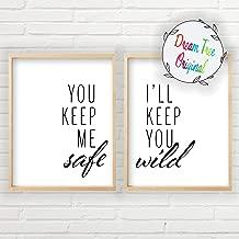 keep me safe keep you wild