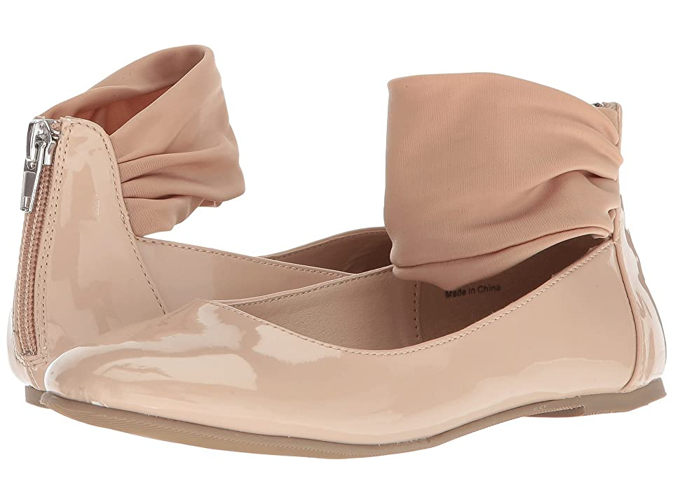 Amiana 6-A0934 (Toddler/Little Kid/Big Kid/Adult) (Nude Patent PU) Girl