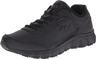 Fila Women's Memory Fresh Start Slip Resistant Work Shoe