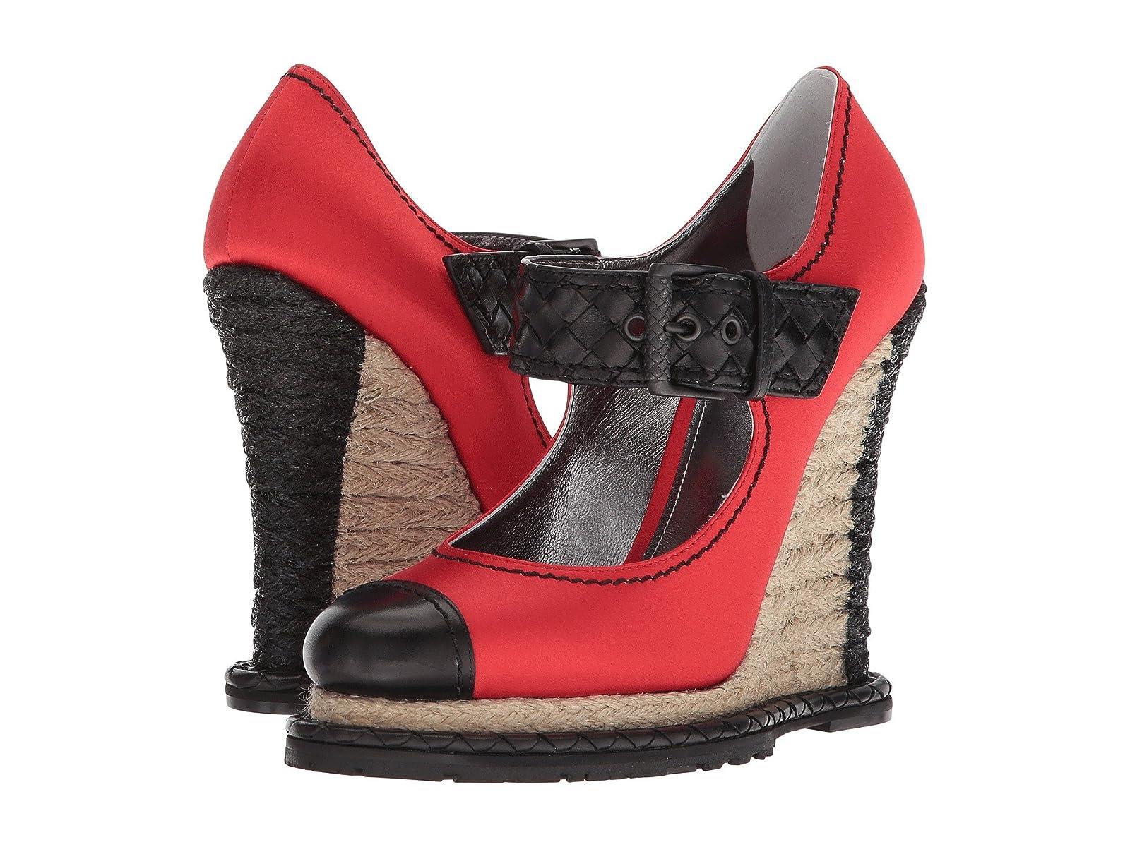 Bottega Veneta Buckle WedgeAtmospheric grades have affordable shoes