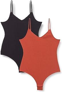 Iris & Lilly BELK578M2 Bodysuit, Multicoloured