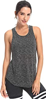 QUEENIEKE Women Sexy Yoga Tank Shirts Open Back Sports Tops