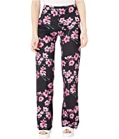 Elizabeth Ackerman New York Collection Toby Palazzo Floral Pants