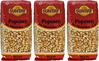 SUNTAT Popcorn Mais , 3er Pack 3 x 500 g Packung