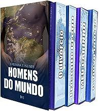 Box homens do mundo (Portuguese Edition)