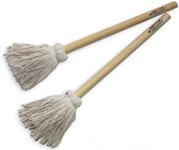 """12"""" BBQ Basting Mops for Roasting or Grilling, Apply Barbeque Sauce, Marinade or.."""