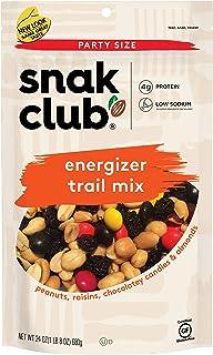 Snak Club Energizer Trail Mix, Gluten Free