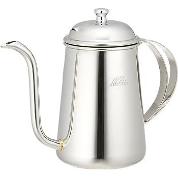 カリタ Kalita コーヒーポット ステンレス製 細口 0.7L #52055