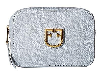 Furla Belvedere Medium Belt Bag (Violetta) Handbags
